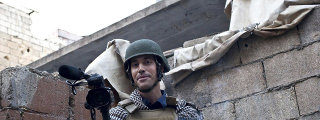 james foley trailer
