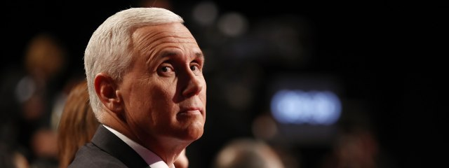 Pence We Ll Accept Election Result If Vote