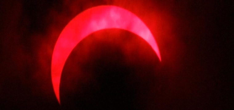 See the First 'Ring of Fire' Solar Eclipse of the Year
