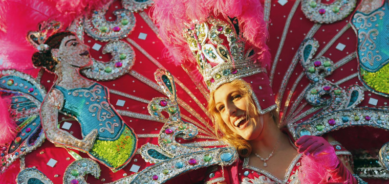 Mardis Gras: New Orleans Celebrates with Parades, Parties