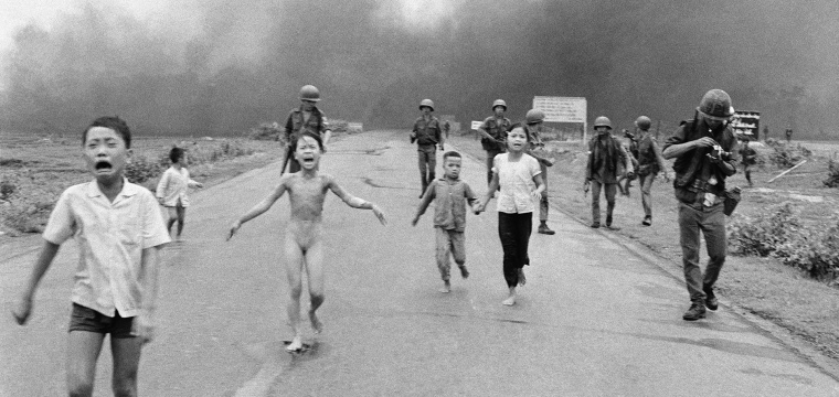 How the Photo 'Napalm Girl' Changed the Vietnam War