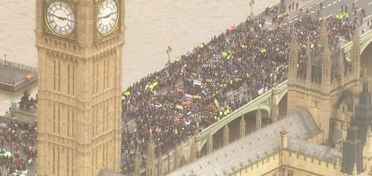 Kurt Cochran's Family Attends London Terror Attack Vigil