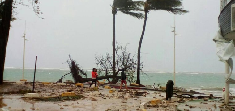 See the Destruction Hurricane Maria Left in Its Wake