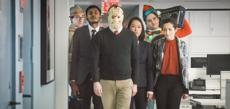 What not to do at your office holiday party