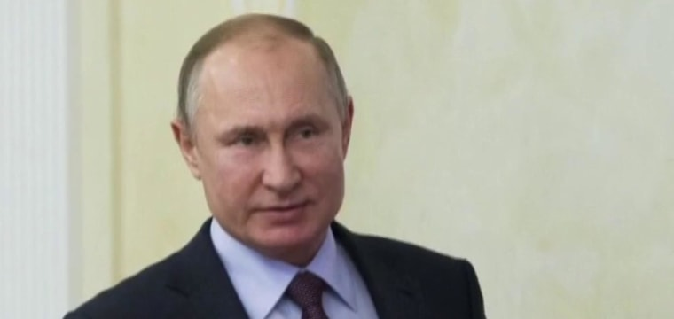 Putin wins fourth term as Russian President
