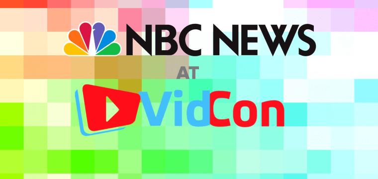 Check out VidCon 2018