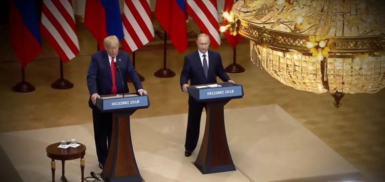 Congressional GOP scrambles to react amid Trump Helsinki fallout