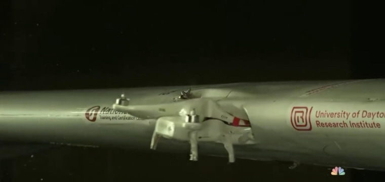 Experiment showcases growing risk of collisions between drones and other aircraft