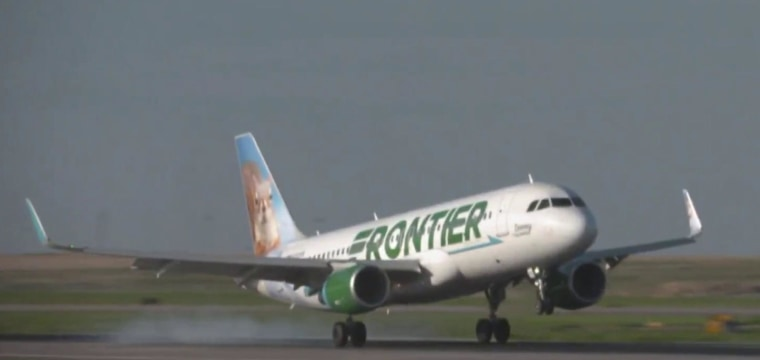 Military vet outraged at Frontier Airlines' response after she says a man sexually assaulted her mid-flight