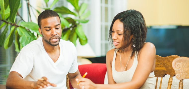 How to have a conversation with your partner about money