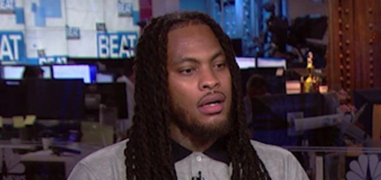 Waka Flocka Flame on defending Kanye, Rappers on Instagram and how he conquered his 'lower self'
