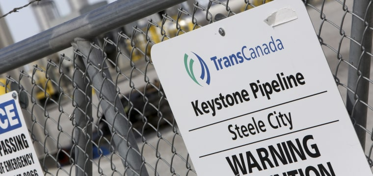 Keystone Pipeline closed through several states after 200,000-gallon leak in South Dakota