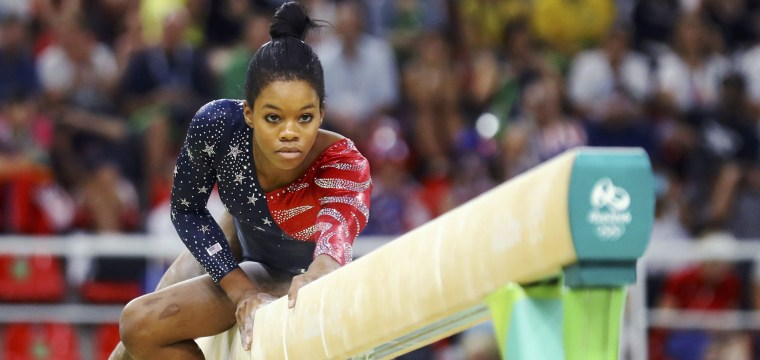 Olympics star Gabby Douglas says team doctor Larry Nassar abused her