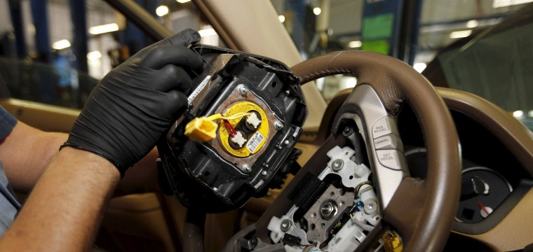 Faulty Airbag Maker Takata Files for Bankruptcy, Sells to Rival
