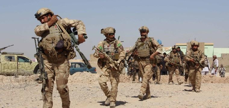 Top U.S. General in Europe Says Russia May Be Supplying Taliban in Afghanistan