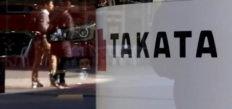 Takata May Need to Recall Millions of Vehicles It Already Recalled