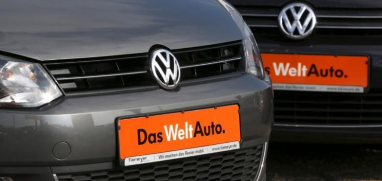 Volkswagen Slapped With Largest Ever Fine for Automakers