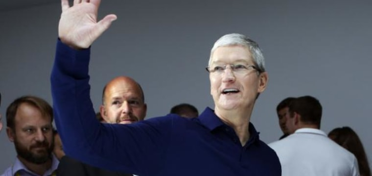Apple Stock Soars to Record High After Earnings, iPhone Excitement