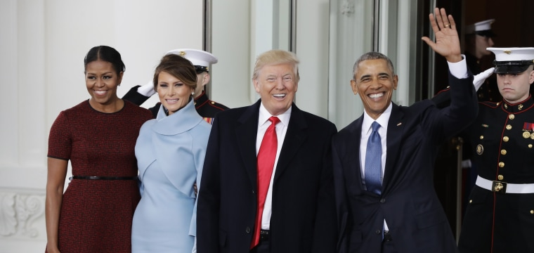 Full Coverage: Donald Trump Becomes 45th U.S. President