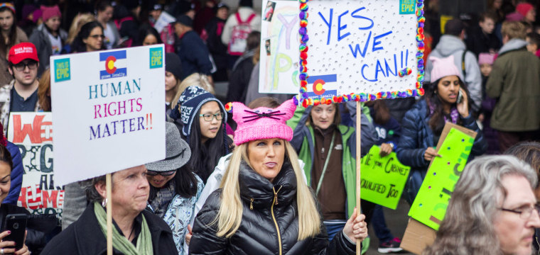Women's March in Washington Echoed in Cities Around the World