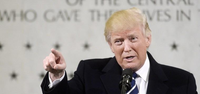 Ex-CIA Boss Brennan, Others Rip Trump Speech in Front of Memorial