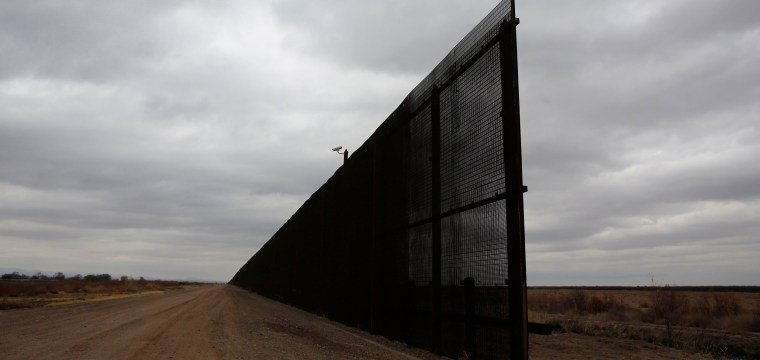 Here's What the U.S.-Mexico border looks like before Trump