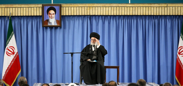 Iran's Ayatollah Khamenei: Donald Trump 'Shows Real Face of America'