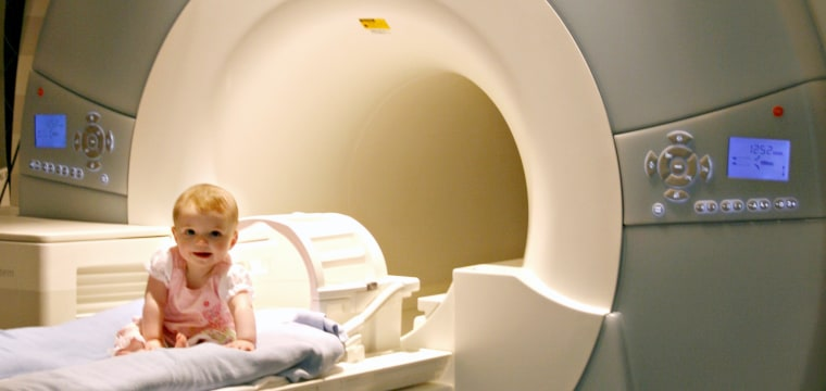 Brain Scans Detect Signs of Autism in High-Risk Babies Before Age 1
