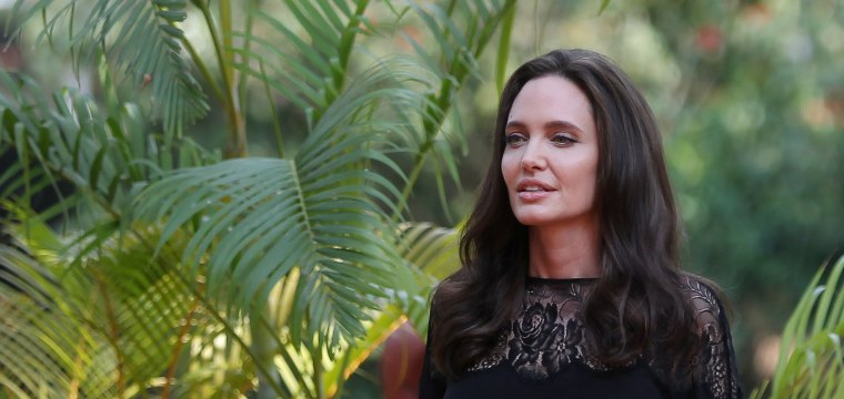 What Is Bell's Palsy? Angelina Jolie Reveals Her Diagnosis