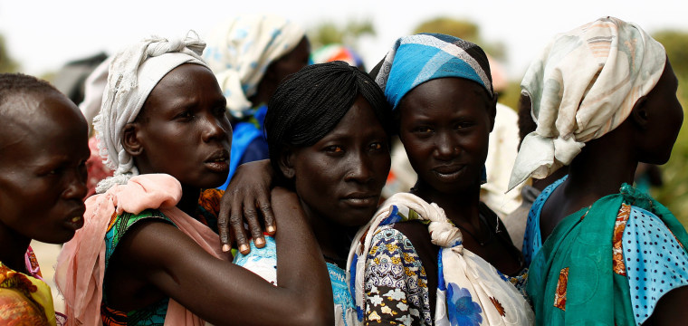 South Sudan in Crisis as Famine Ravages World's Newest Country