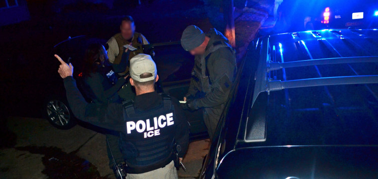Citizens Ready Their Cell Phones to Document Immigrant Arrests