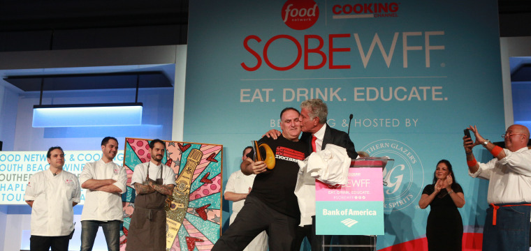 Acclaimed Chef José Andrés Stands with Immigrants During Festival Honor