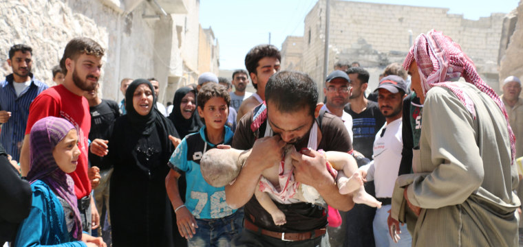 Both Sides in Battle for Aleppo, Syria Guilty of Repeated War Crimes: UN