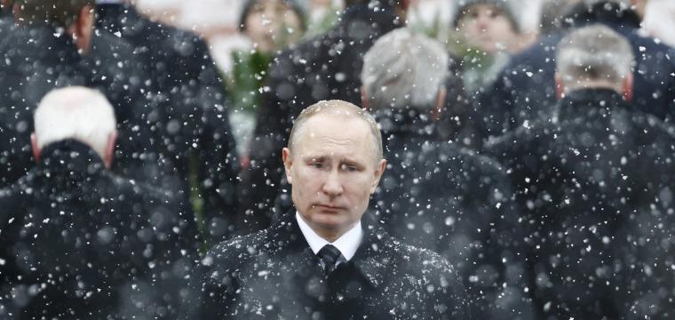 Vladimir Putin Occupies Russians' Dreams, Web Search Engine Says