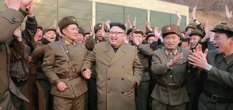 North Korea's Missile Failure Won't Stop Kim Jong Un Trying to Strike U.S.
