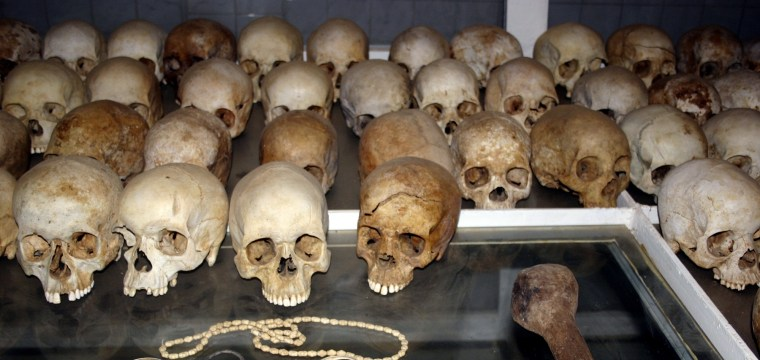 Pope Francis Sorry for Church 'Failings' During Rwanda Genocide