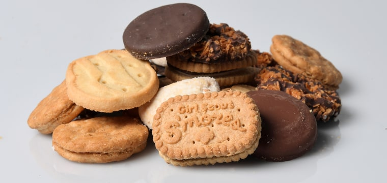 Girl Scout Cookies, Ranked From Better to Worst