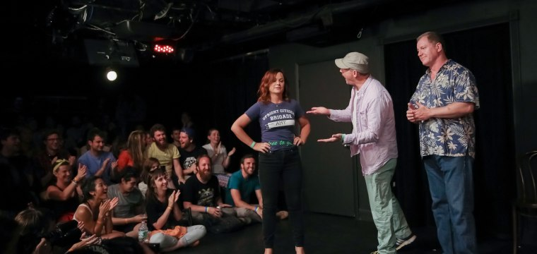 How Improv Can Help Your Relationships (and Life)