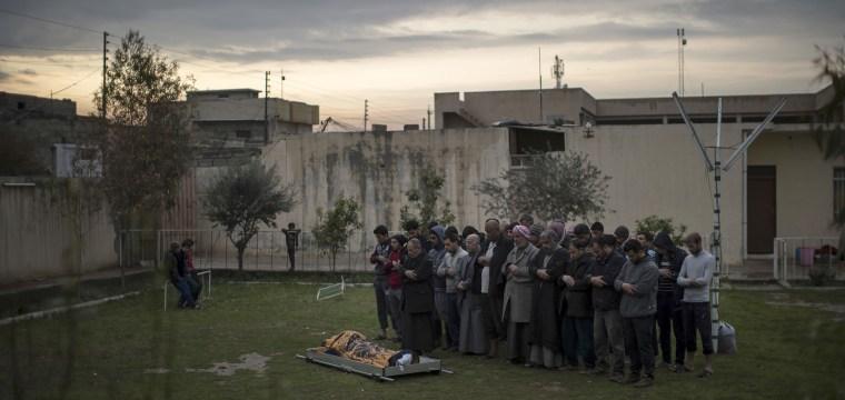 In Mosul, Mortars and Mayhem Persist