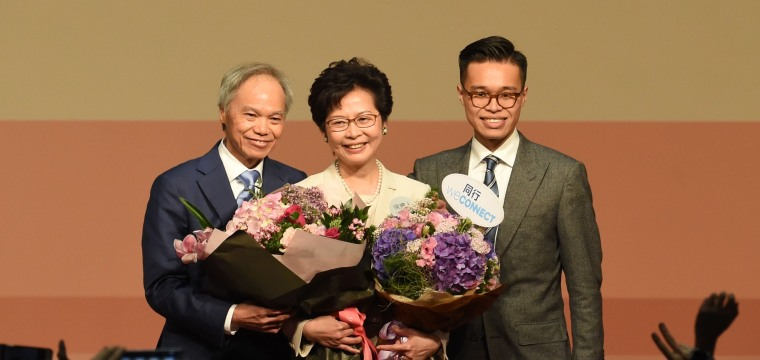 Beijing's Pick Lam Chosen as Hong Kong Leader, in No Surprise