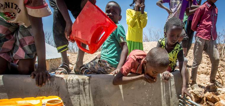 With Somalia in the Throes of Famine, UN Warns of Worsening Crisis
