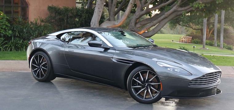 Aston Martin Pulls Off a Rescue Even James Bond Could Appreciate