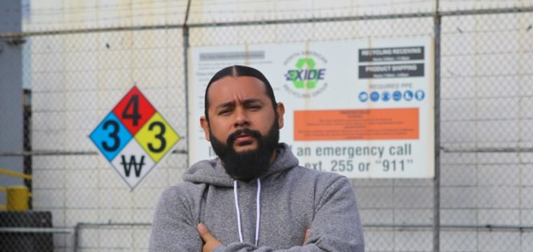 Two Latinos Win Prestigious Prize as 'Grassroots Environmental Heroes'