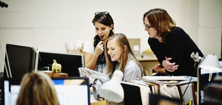 'Returnships' Help Stay-At-Home Moms Get Back to Work