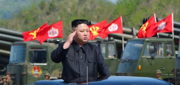 North Korea Test Fire of Ballistic Missile Fails, U.S. Officials Say