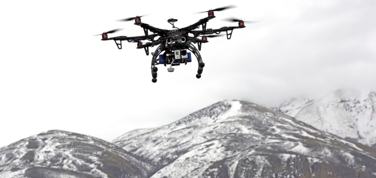 Weaponized Drones: Connecticut Bill Would Allow Police to Use Lethal Force From Above