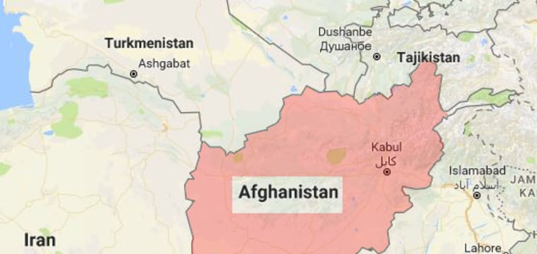 At Least 2 U.S. Service Members Killed in Anti-ISIS Raid in Eastern Afghanistan
