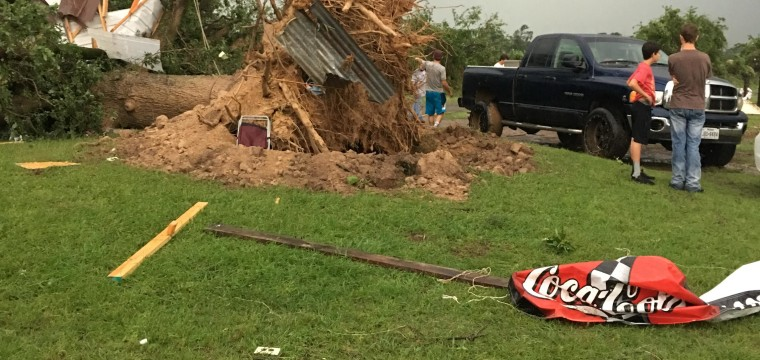 10 Dead, Dozens Hurt After Tornadoes Hit Texas, South