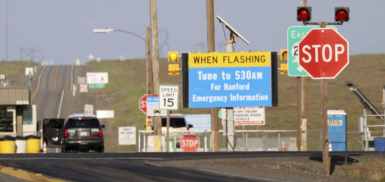 Energy Department to Investigate Collapse at Hanford Nuclear Site