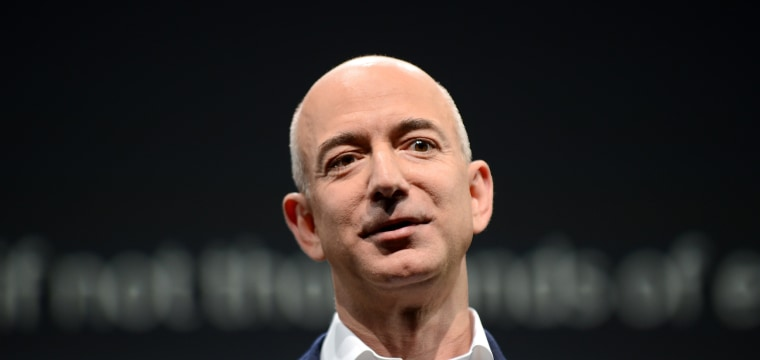 Jeff Bezos Is Now the World's Richest Man, Surpassing Bill Gates